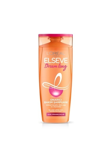 L'Oréal Paris L'Oreal Paris Elseve Dream Long Onarıcı Bakım Şampuanı 360ml Renksiz